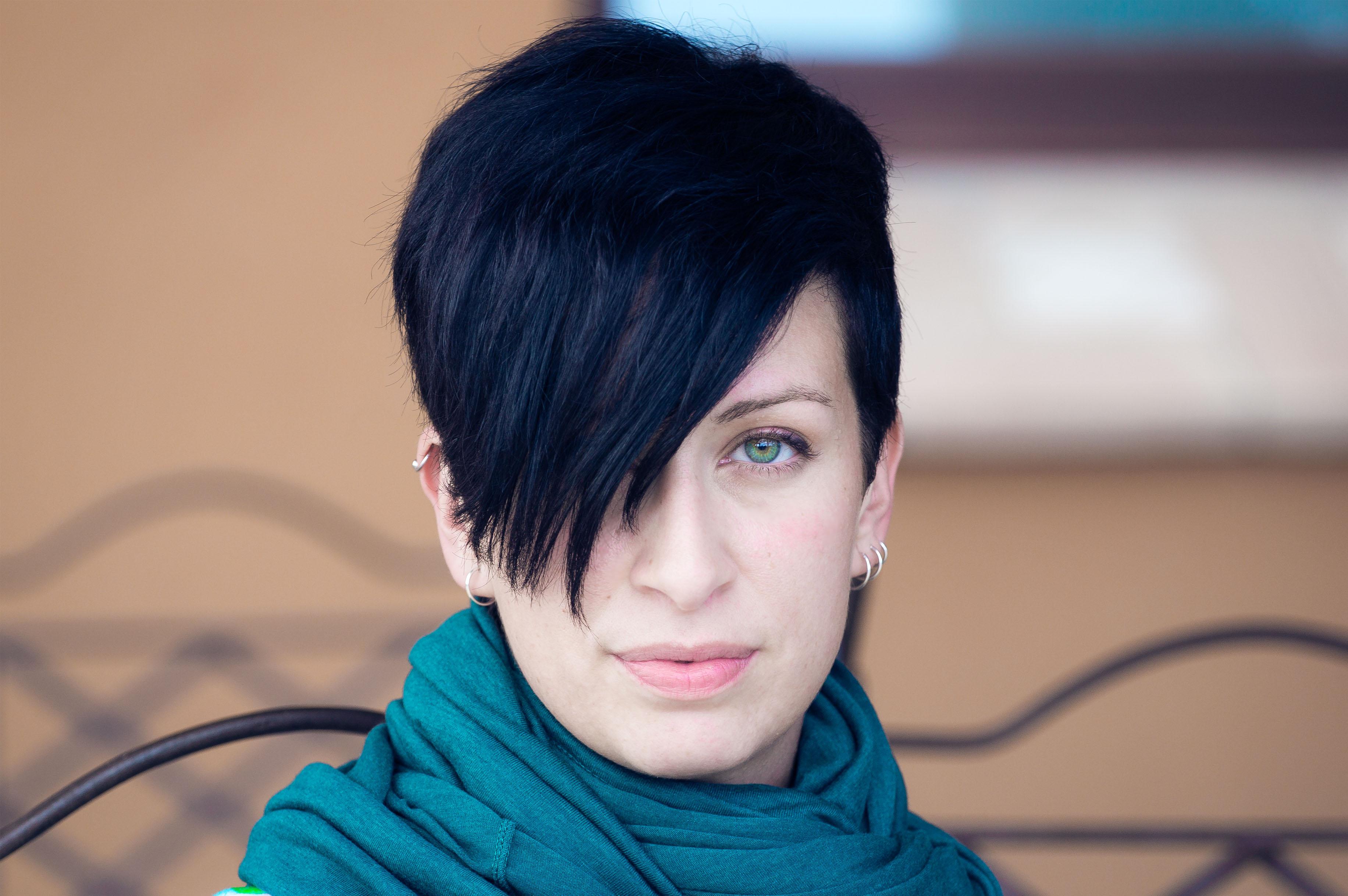 New Short Hair Looks For  Charisma Salon Detroit - The look hair salon