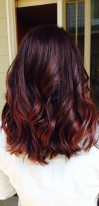 2016 popular hair color trend