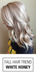 fall hair trend