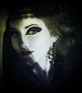 Professional Halloween Makeup from Charisma Salon!