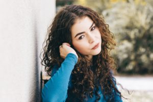 Natural curl 2018 trends